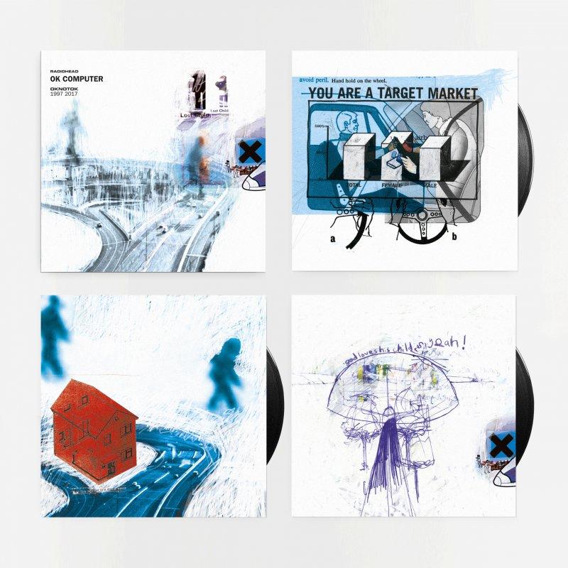 Radiohead - Ok Computer - Oknotok 1997 - 2017 - Vinyl / LP