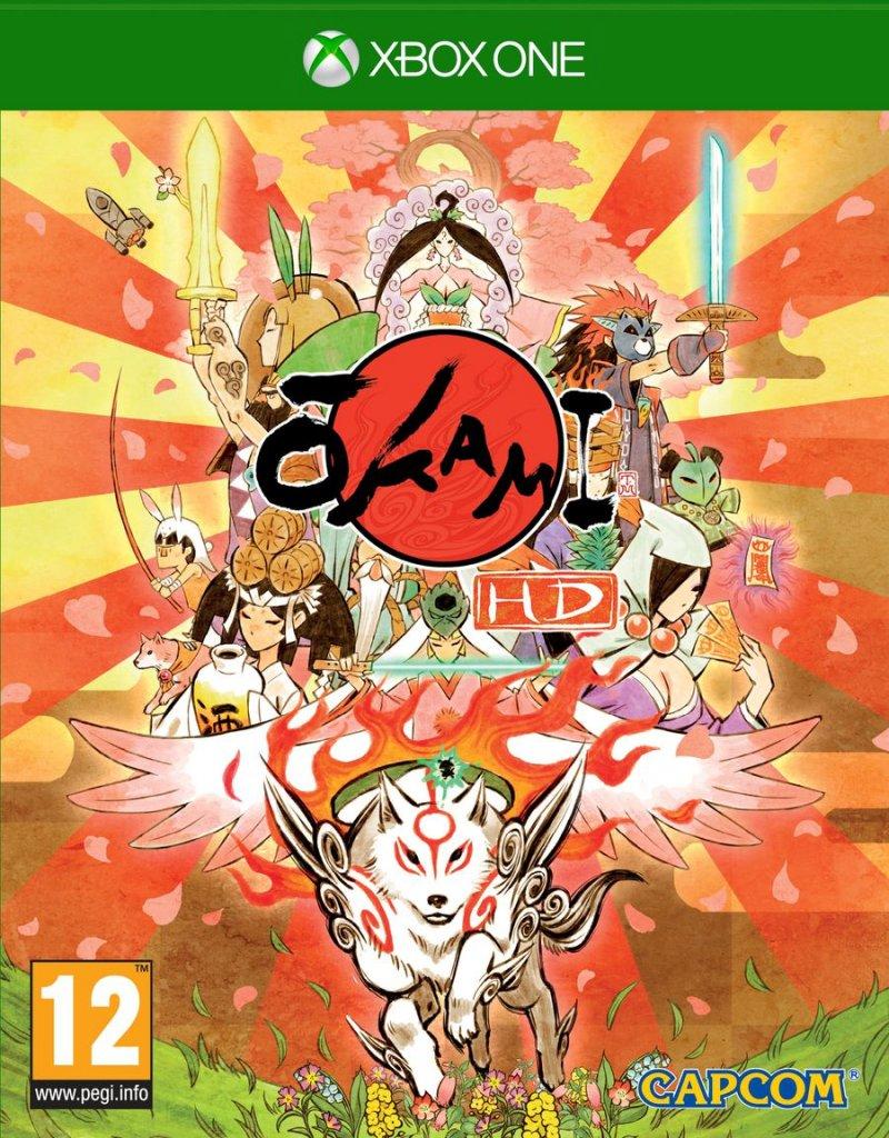 Image of   Okami Hd (nordic) - Xbox One