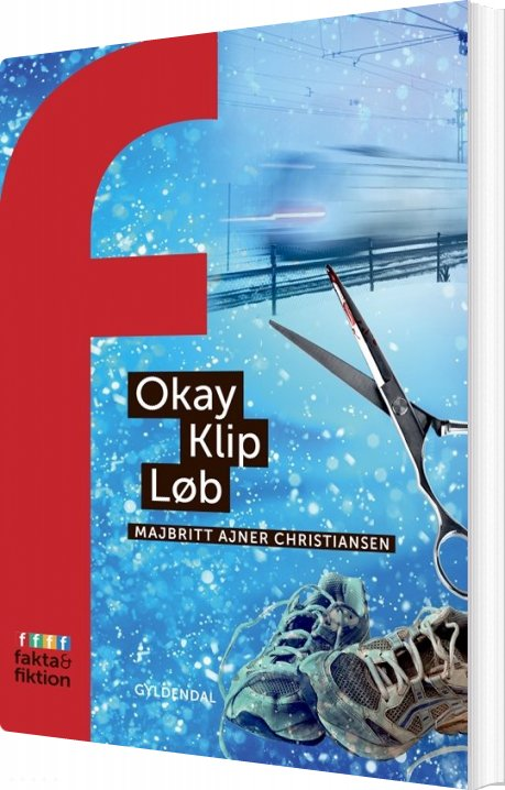 Image of   Okay Klip Løb - Majbritt Ajner Christiansen - Bog
