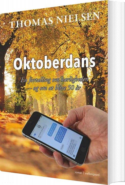 Image of   Oktoberdans - Thomas Nielsen - Bog