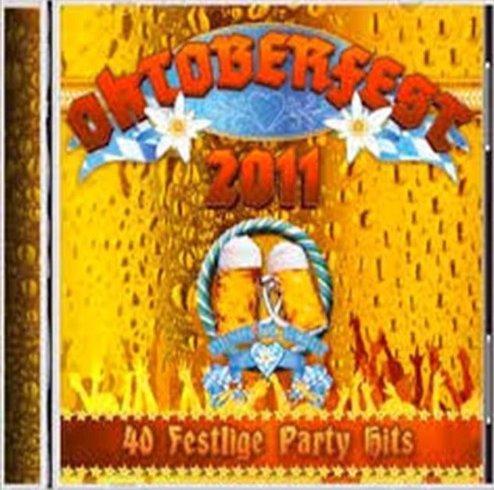 Image of   Oktoberfest 2011 - CD