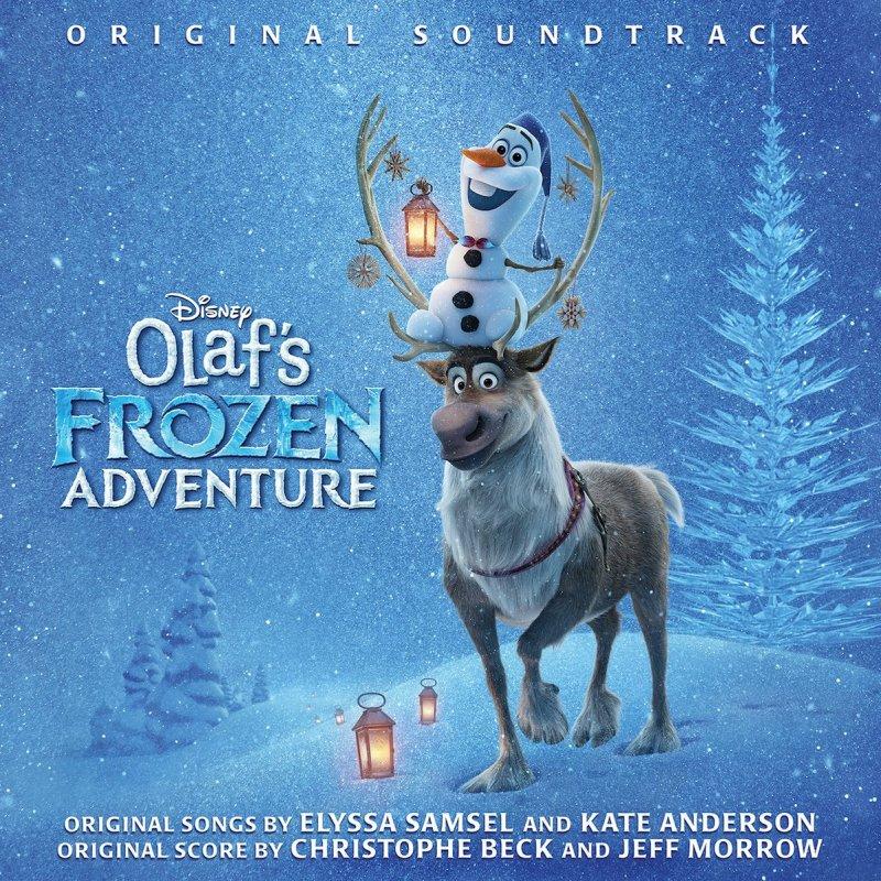 Image of   Olafs Eventyr Soundtrack - CD