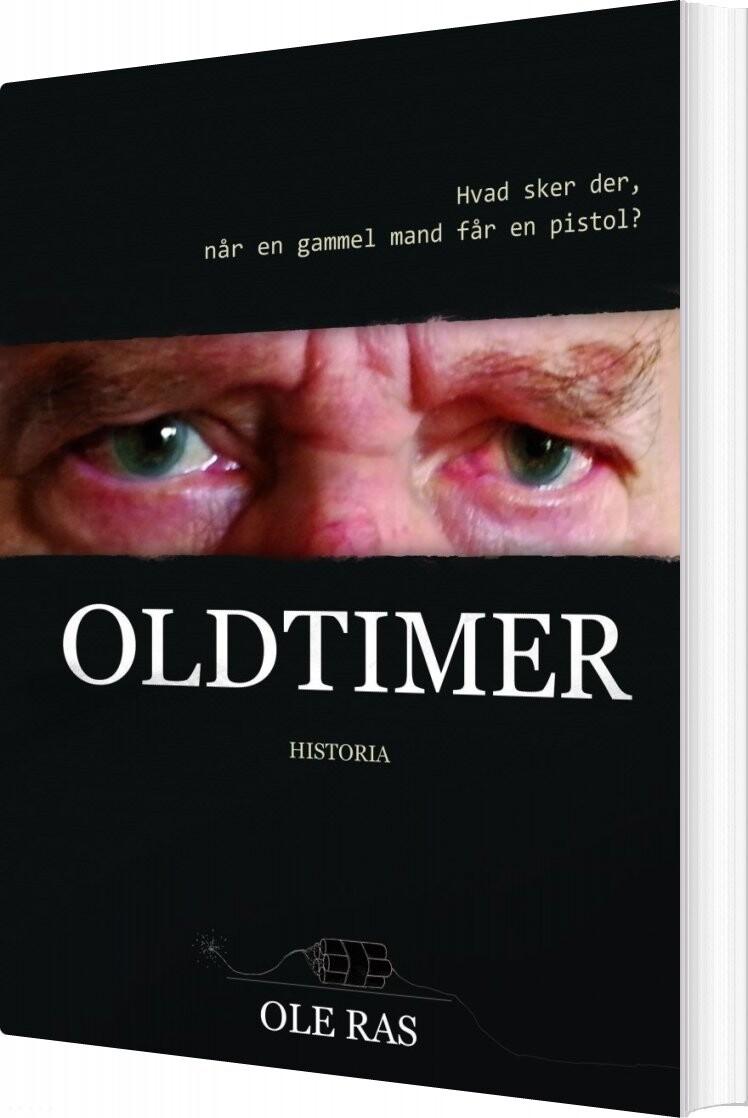 Oldtimer - Ole Ras - Bog