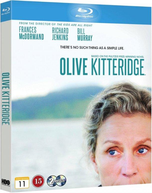 Olive Kitteridge - Hbo - Blu-Ray - Tv-serie
