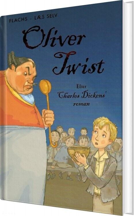 Image of   Oliver Twist - Charles Dickens - Bog