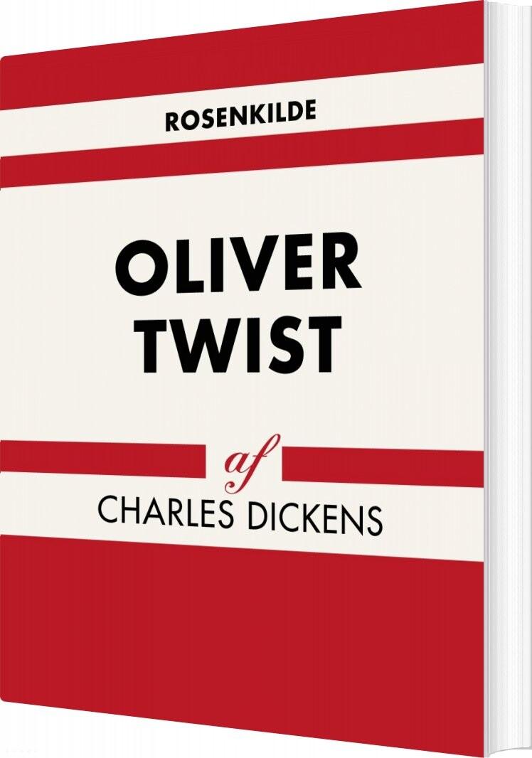 Billede af Oliver Twist - Charles Dickens - Bog
