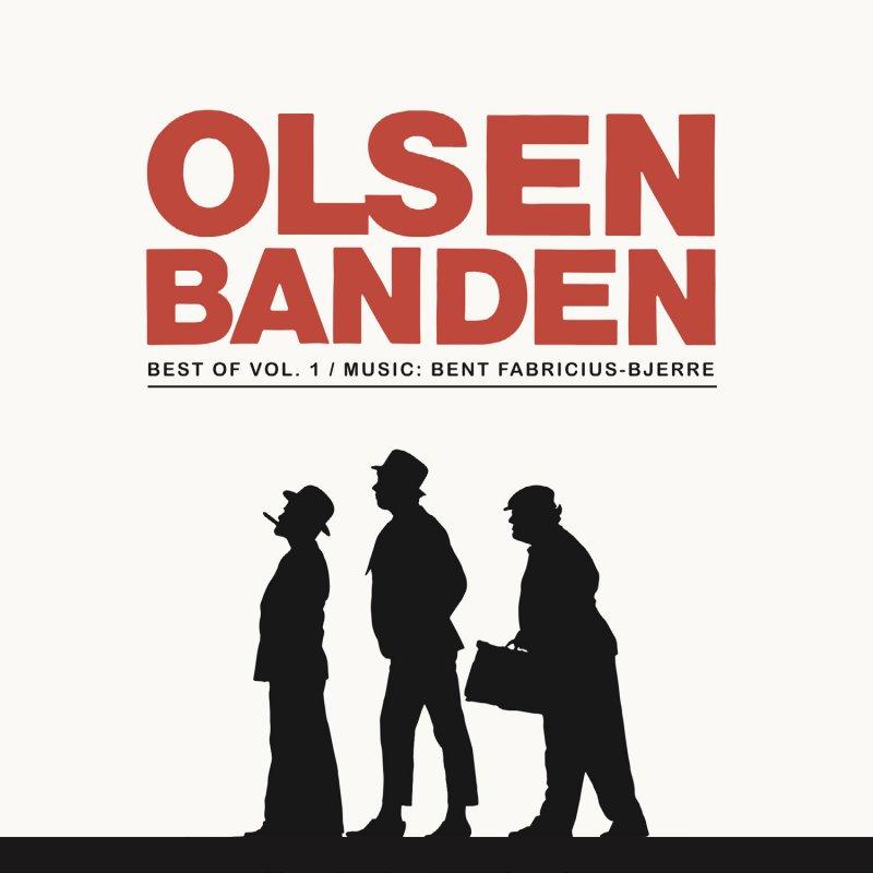Image of   Bent Fabricius-bjerre - Olsen Banden - Best Of Vol. 1 - Vinyl / LP