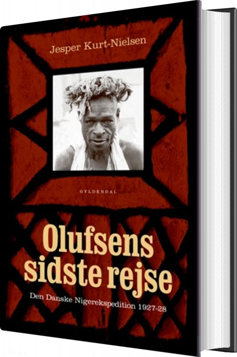 Image of   Olufsens Sidste Rejse - Jesper Kurt-nielsen - Bog