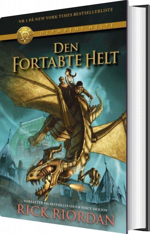 Image of   Olympens Helte 1 - Den Fortabte Helt - Rick Riordan - Bog