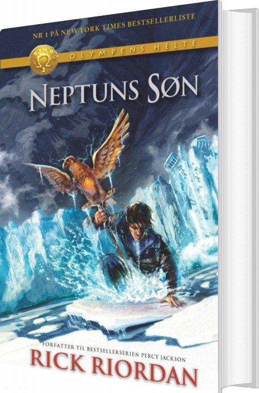 Billede af Olympens Helte 2 - Neptuns Søn - Rick Riordan - Bog