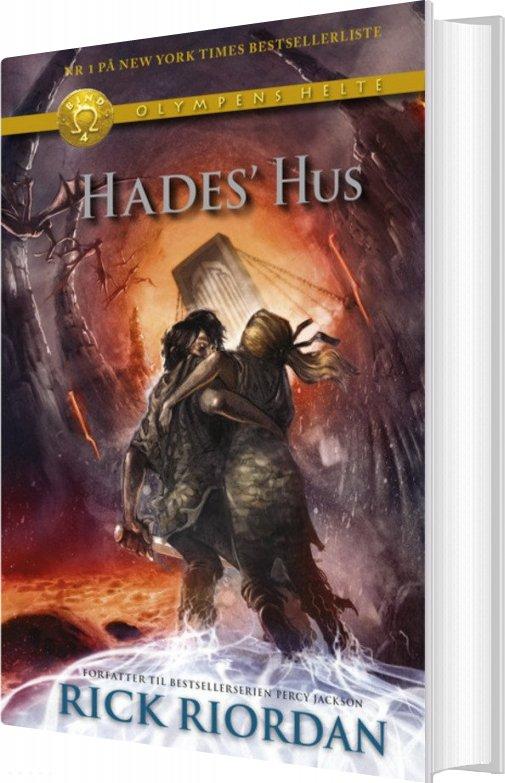 Billede af Olympens Helte 4 - Hades Hus - Rick Riordan - Bog