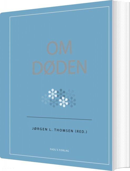 Image of   Om Døden - Jørgen Lange Thomsen - Bog