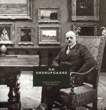 Om Ordrupgaard - Annette Rosenvold Hvidt - Bog