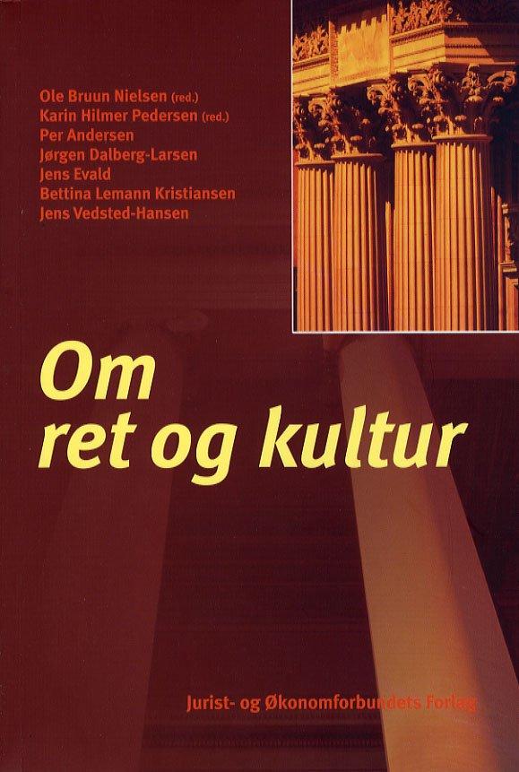 Image of   Om Ret Og Kultur - Nielsen O - Bog