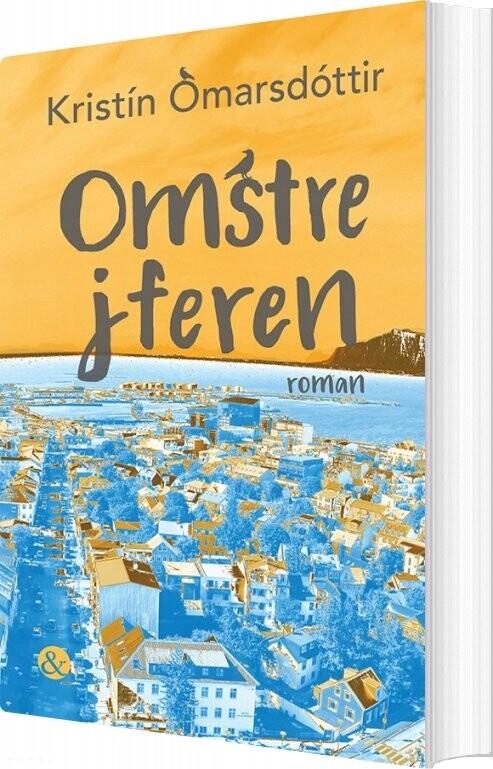 Omstrejferen - Kristín ómarsdóttir - Bog