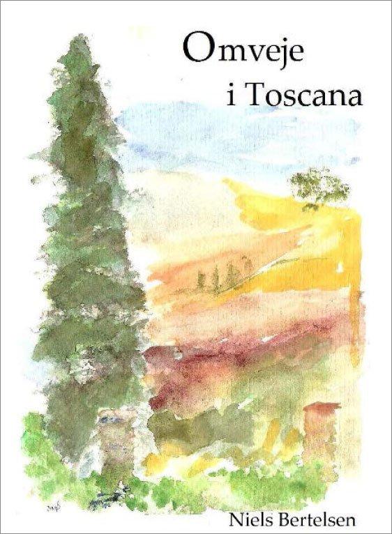 Billede af Omveje I Toscana - Niels Bertelsen - Bog