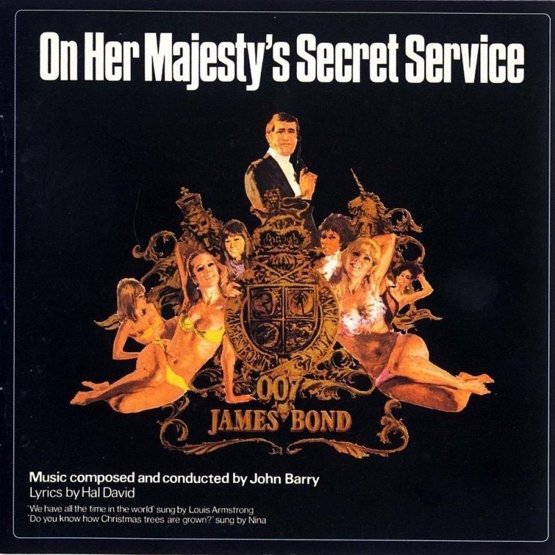 Image of   John Barry - On Her Majestys Secret Service - Vinyl / LP