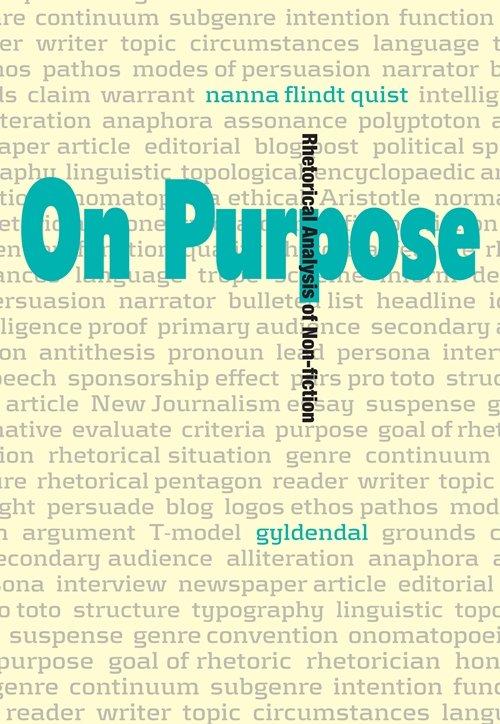 Image of   On Purpose / I-bog - Nanna Flindt Kreiner - Bog