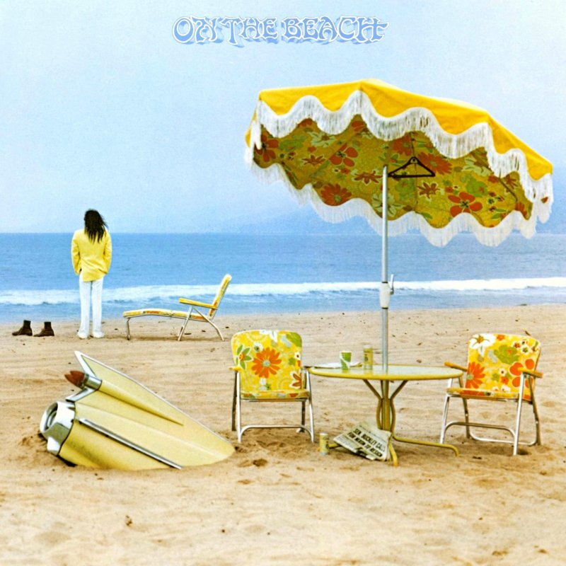 Neil Young - On The Beach - Vinyl / LP
