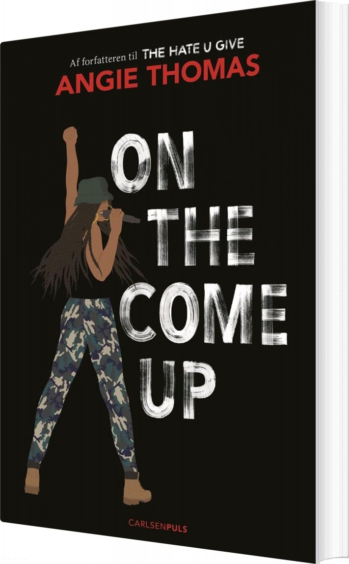On The Come Up - Angie Thomas - Bog