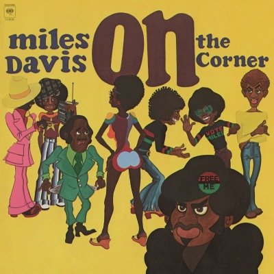 Miles Davis - On The Corner - Vinyl / LP