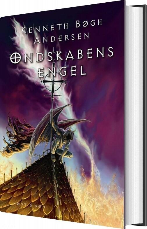 Image of   Ondskabens Engel - Kenneth Bøgh Andersen - Bog