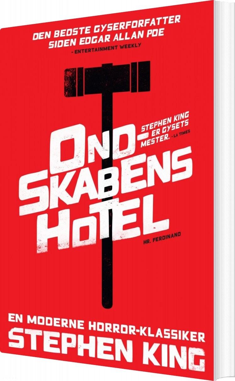 Ondskabens Hotel - Stephen King - Bog