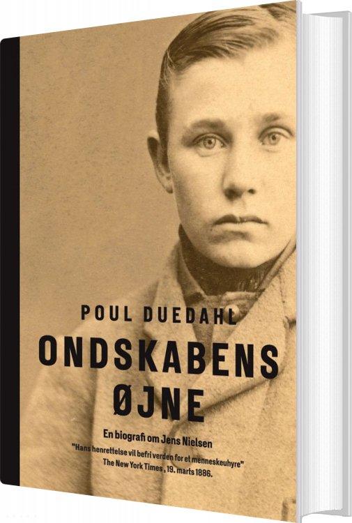 Image of   Ondskabens øjne - Poul Duedahl - Bog