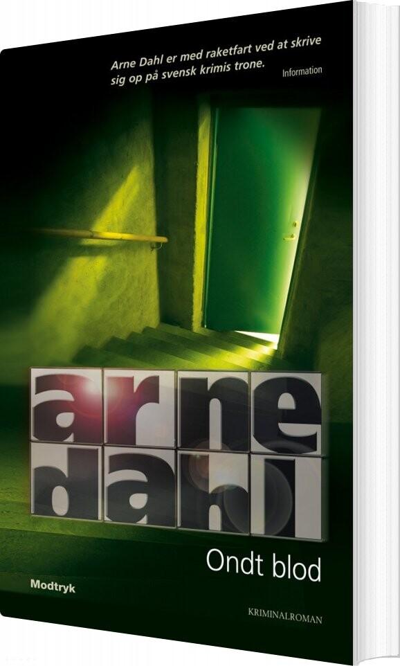 Ondt Blod - Arne Dahl - Bog