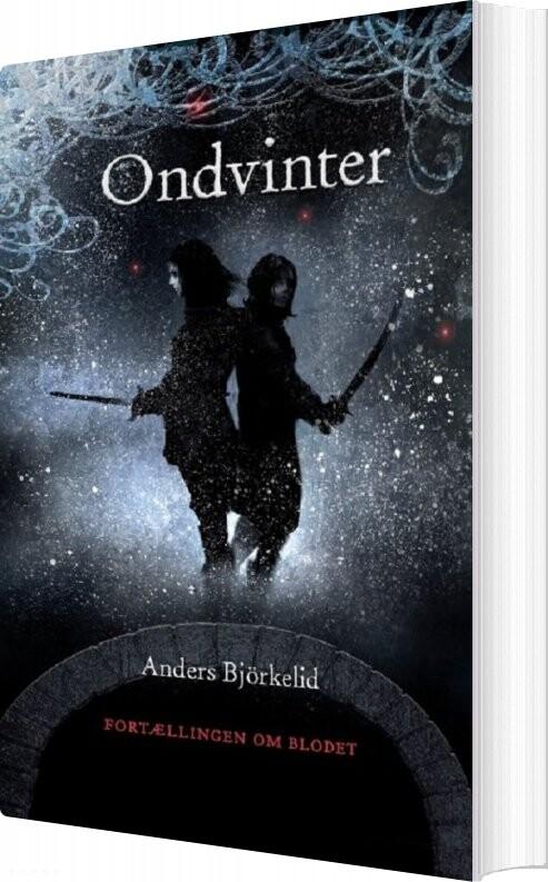 Ondvinter - Anders Björkelid - Bog