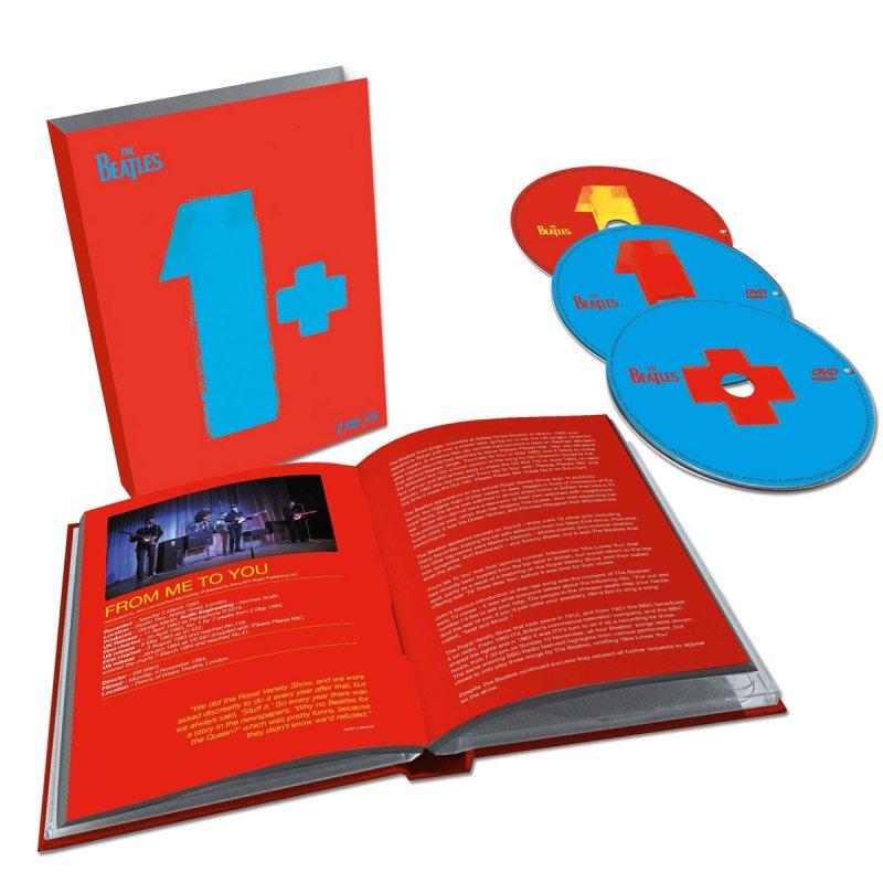 Billede af The Beatles - One - Cd + 2 Dvd Deluxe Limited Edition - CD