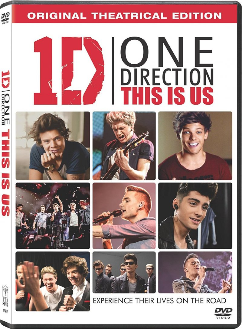 One Direction: This Is Us - DVD - Film