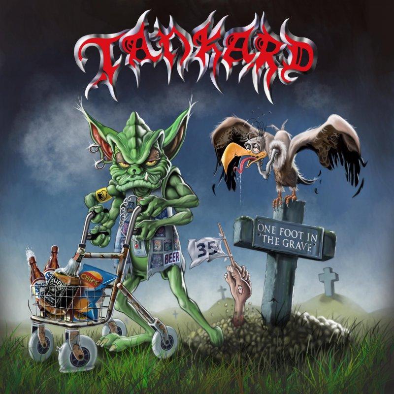 Billede af Tankard - One Foot In The Grave - CD