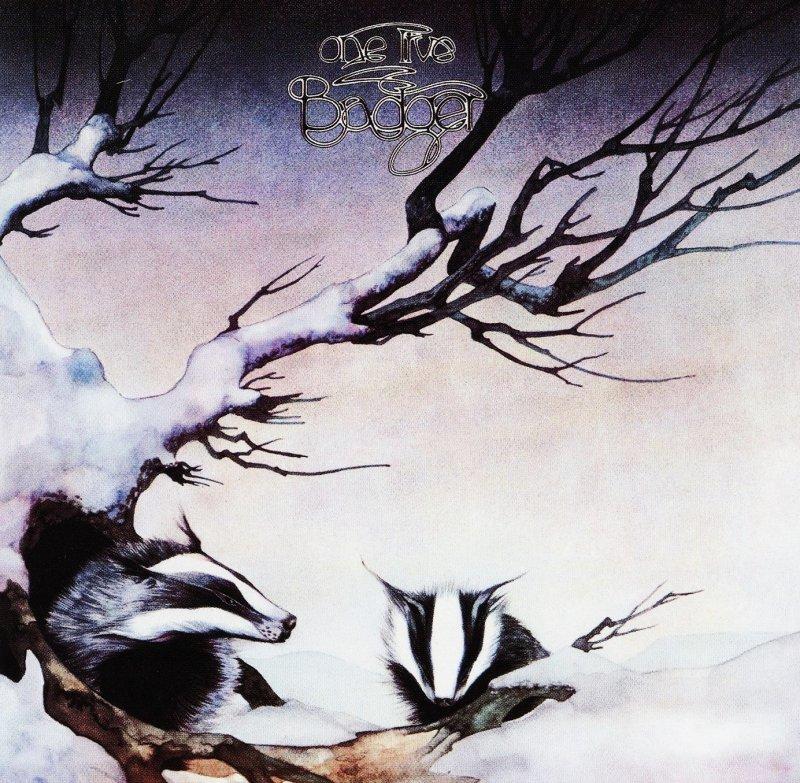 Image of   Badger - One Live Badger - CD
