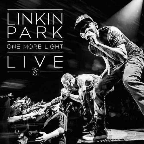 Linkin Park - One More Light - Live - CD