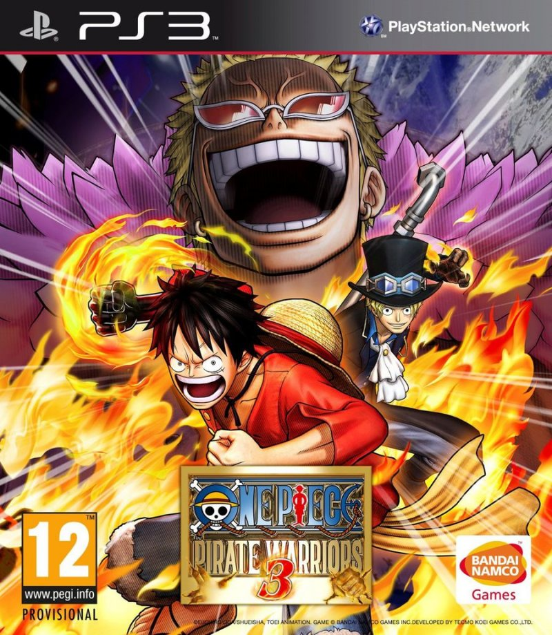 Image of   One Piece: Pirate Warriors 3 - PS3