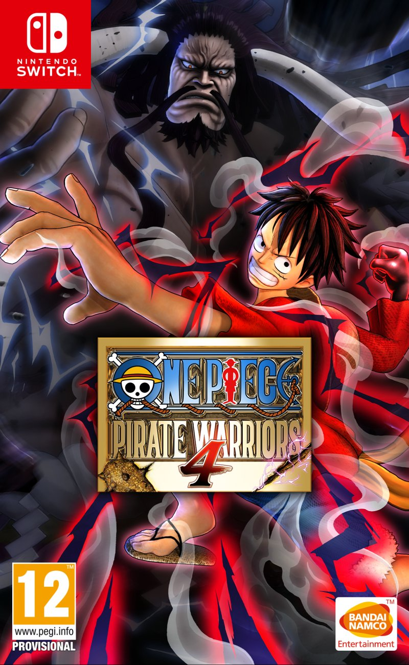 Image of   One Piece: Pirate Warriors 4 - Nintendo Switch