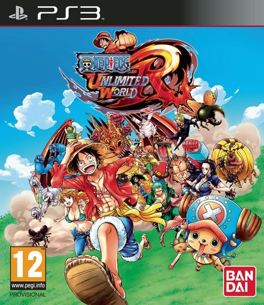 Image of   One Piece Unlimited World Red - PS3