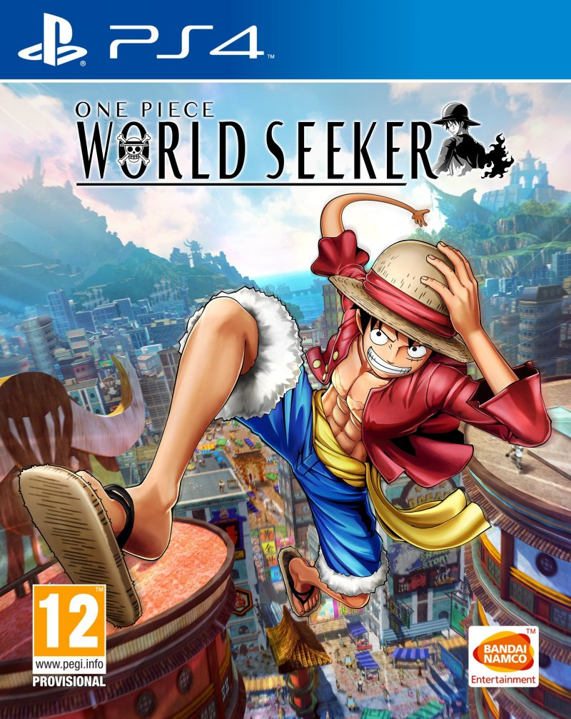 Image of   One Piece: World Seeker - PS4