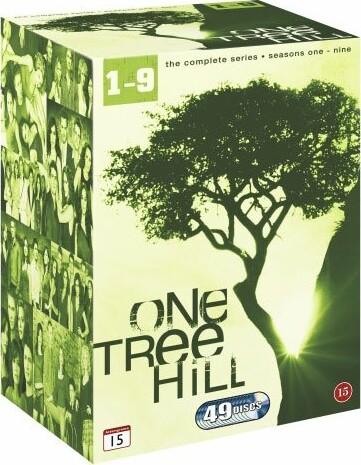 One Tree Hill - Sæson 1-9 - Dvd - DVD - Tv-serie