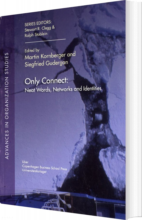 Only Connect - M. Kornberger - Bog