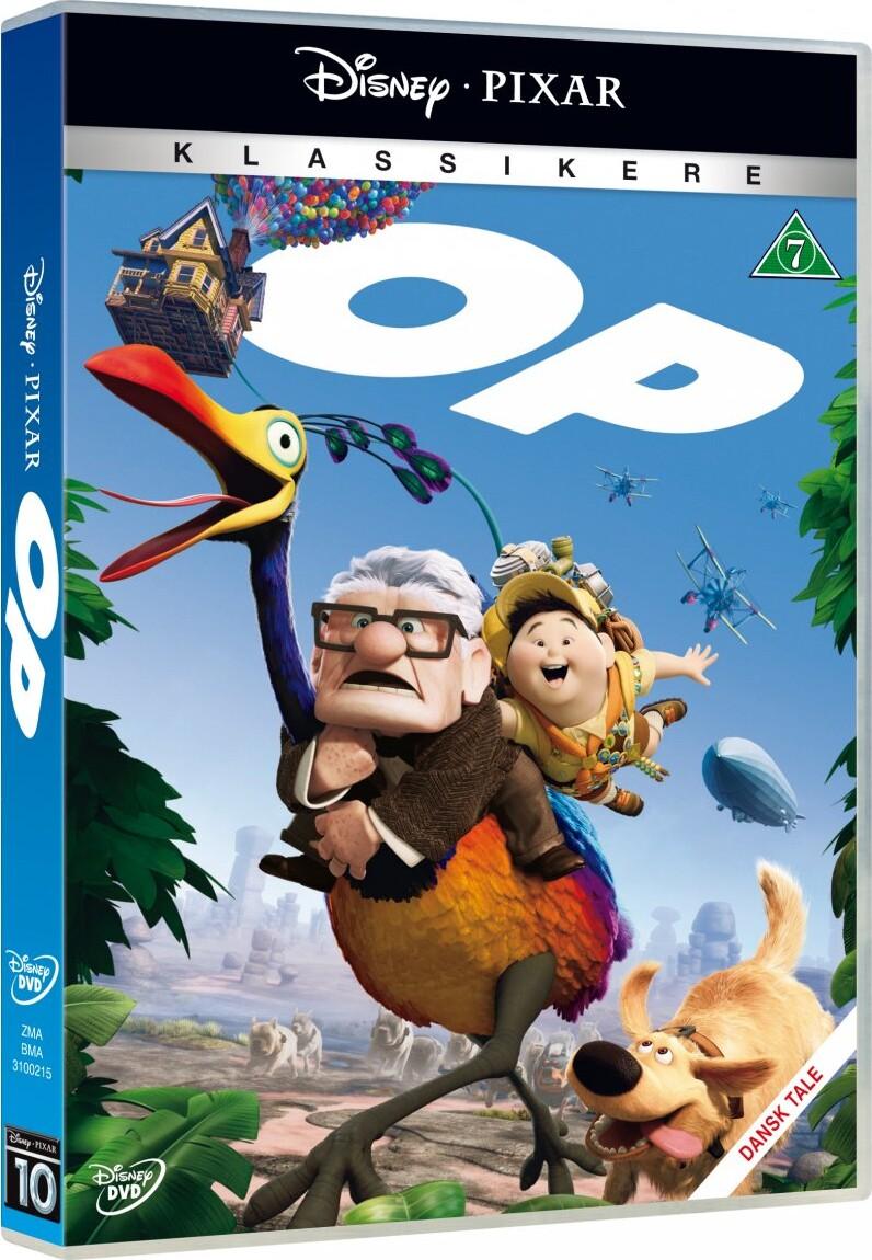 Billede af Op / Up - Disney Pixar - DVD - Film
