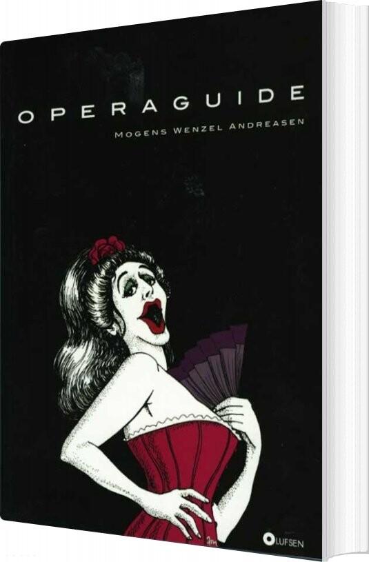 Operaguide - Mogens Wenzel Andreasen - Bog