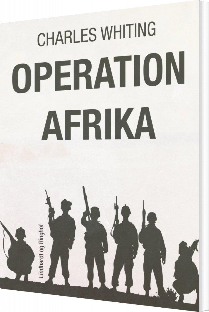 Image of   Operation Afrika - Charles Whiting - Bog