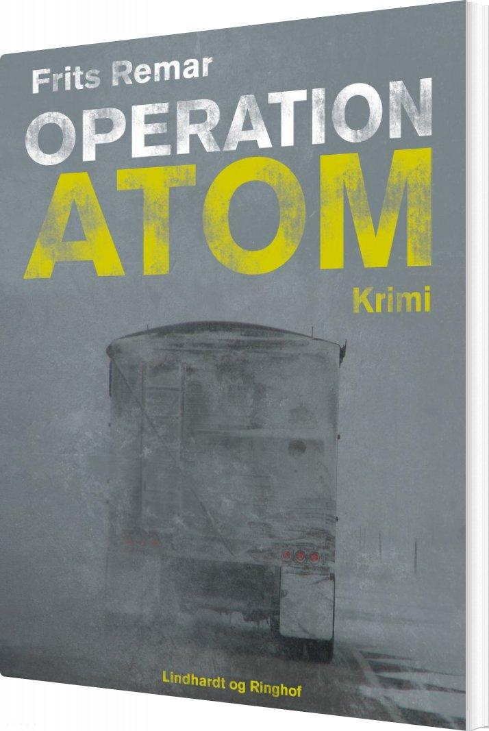Operation Atom - Frits Remar - Bog