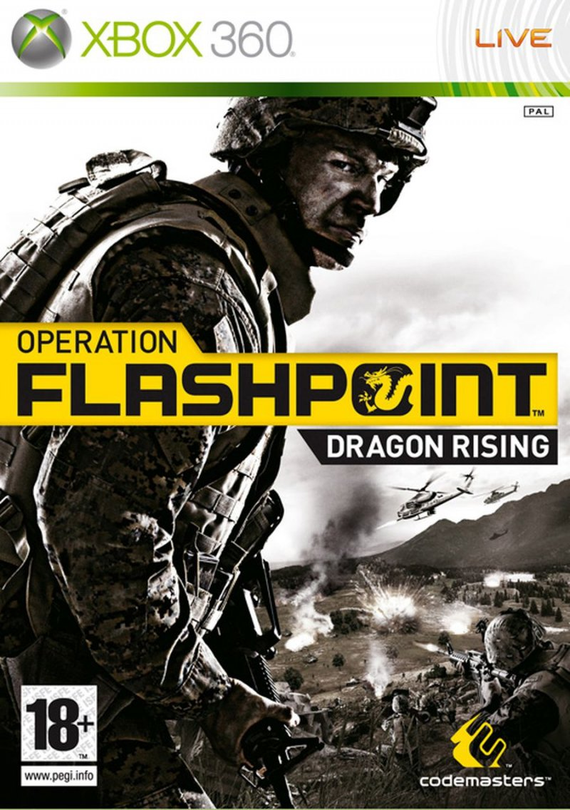 Operation Flashpoint 2: Dragon Rising - Xbox 360