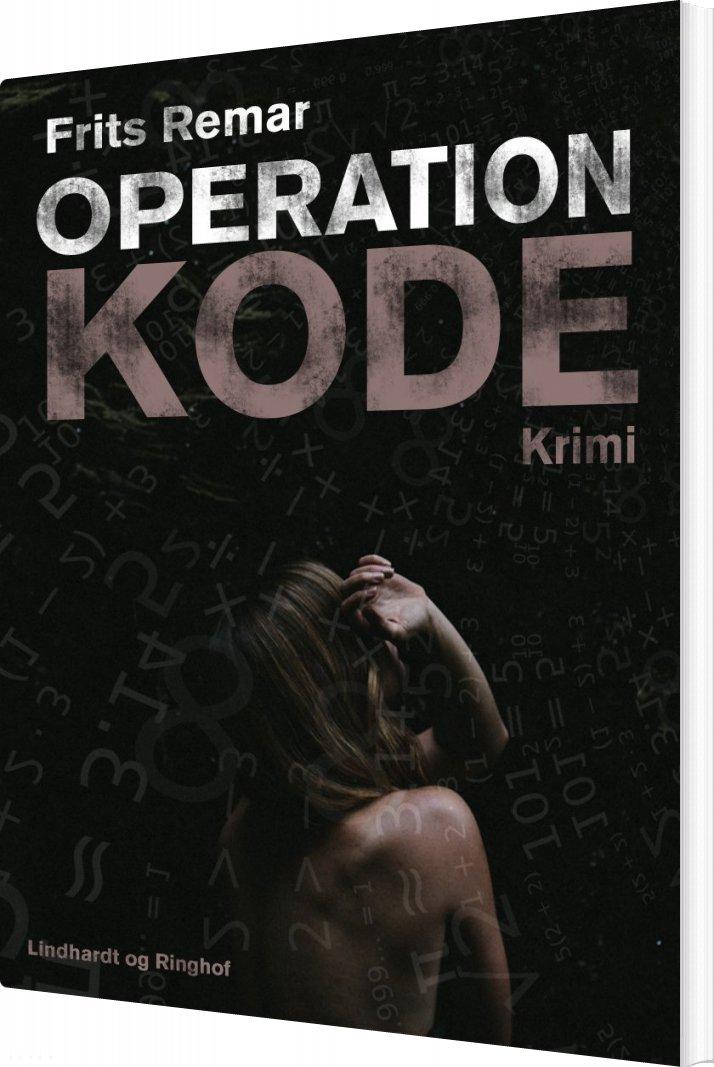 Operation Kode - Frits Remar - Bog