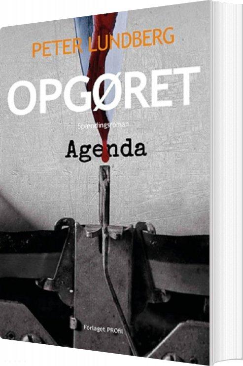 Image of   Opgøret - Peter Lundberg - Bog