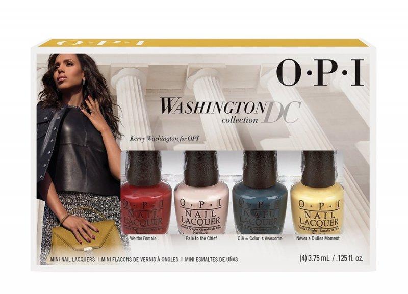 83421f213bc Dette super lækre Washington Minikit Neglelak Sæt fra OPI udgør den  perfekte gave til hende, der elsker neglelak og har brug for en perfekt  neglelak farve ...