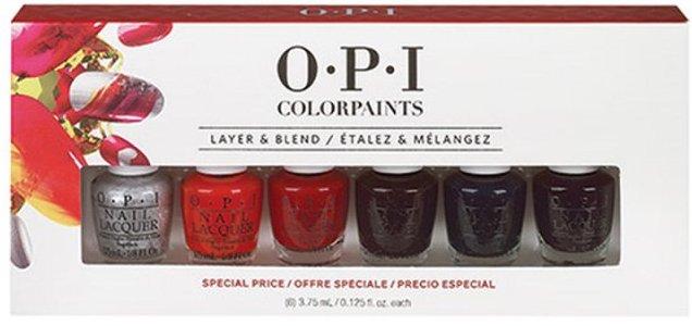 Image of   Opi Neglelak - Paint That Canvas - 6 X 3,75 Ml